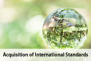 Acquisition of International Standards
